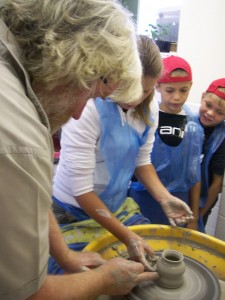 Group Visits to The Potters Barn