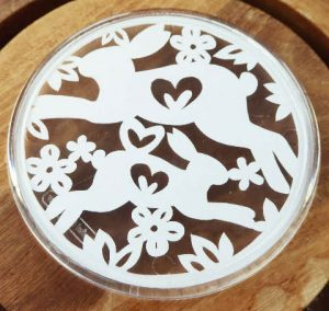 Traditional Paper Cutting at The Potters Barn