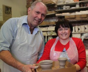 Pottery Classes at The Potters Barn